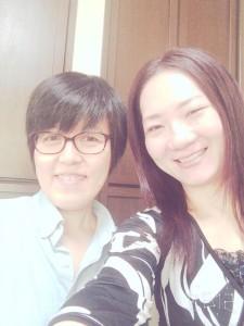 淳子さんと私